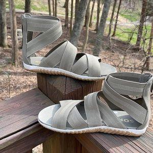 Sorel women sandal